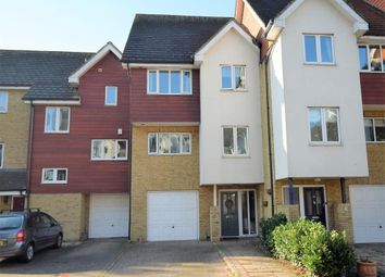 Thumbnail 4 bed town house to rent in Friars View, Aylesford