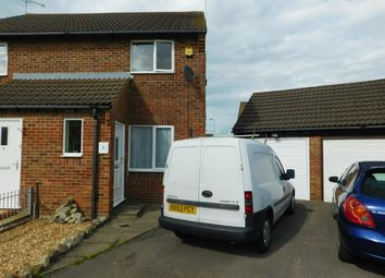 Thumbnail 2 bedroom semi-detached house for sale in Yardley Close, Portsmouth
