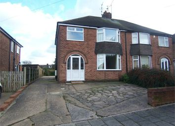 Thumbnail 3 bed detached house to rent in Leadale Crescent, Mansfield Woodhouse, Mansfield, Nottinghamshire