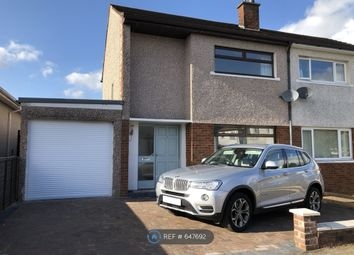 Thumbnail 2 bed semi-detached house to rent in Hardthorn Avenue, Dumfries