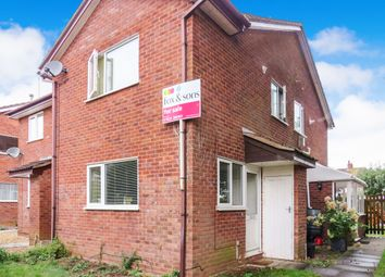 Thumbnail 1 bedroom end terrace house for sale in Orchid Close, Taunton