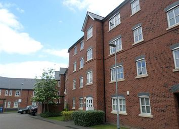 Thumbnail 1 bed flat to rent in Quayside, Grosvenor Wharf, Ellesmere Port