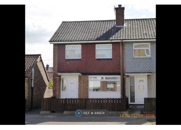 Thumbnail 3 bed end terrace house to rent in Donnington Green, Middlesbrough