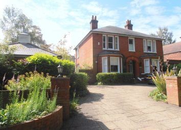 Thumbnail 4 bed detached house to rent in Treadwell Road, Epsom