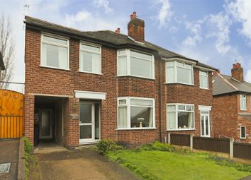3 bed semi-detached house for sale in Prospect Road, Carlton, Nottinghamshire NG4