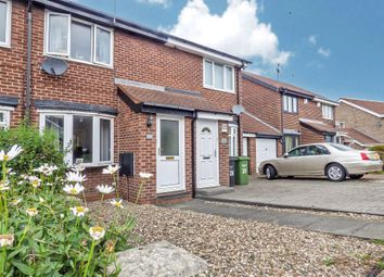 Thumbnail 2 bed semi-detached house for sale in Stirling Drive, Bedlington
