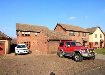 Thumbnail 4 bed detached house for sale in St Michaels Avenue, Basildon, Essex