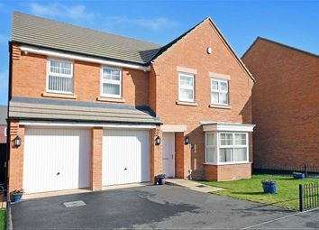 Thumbnail 5 bed detached house for sale in Carr Road, Moulton, Northampton