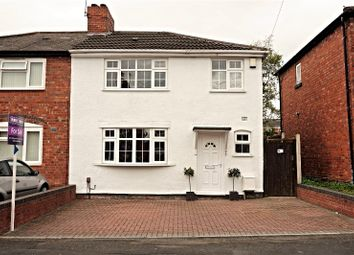 Thumbnail 3 bedroom semi-detached house for sale in Summerhill Road, Tipton