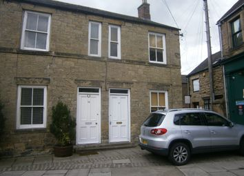Thumbnail 1 bed terraced house to rent in Hallgates, Hexham