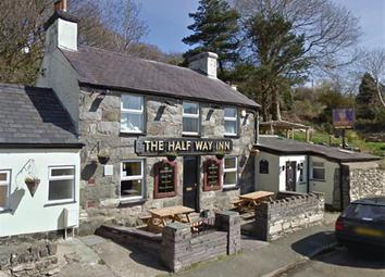Thumbnail Pub/bar for sale in Talysarn, Gwynedd LL54, Gwynedd