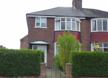 Thumbnail 3 bedroom semi-detached house for sale in Darwin Street, Northwich