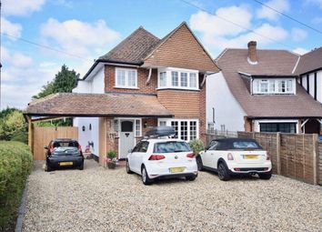 Thumbnail 3 bedroom detached house for sale in Rectory Close, Ashtead