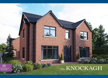 Thumbnail 4 bed detached house for sale in Fortfield Manor, Shore Road, Greenisland