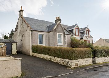 Thumbnail 3 bed semi-detached bungalow for sale in Knowehead, Dalmellington, East Ayrshire