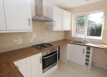 Thumbnail 3 bed terraced house to rent in Eyston Drive, Weybridge