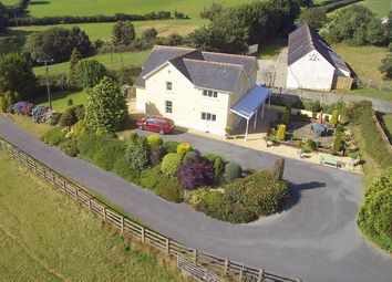 Thumbnail 4 bed farmhouse for sale in Goitre Isaf, Trawsmawr, Carmarthen