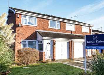 Thumbnail 3 bed semi-detached house for sale in Wistaston Road Business Centre, Wistaston Road, Crewe