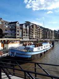 3 bed houseboat for sale in Mooring 3, Plantation Wharf Pier, Clove Hitch Quay, Battersea, London SW11