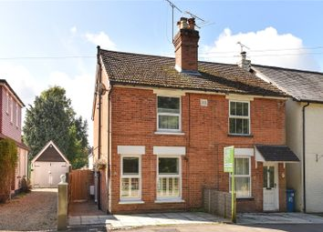 Thumbnail 3 bed semi-detached house for sale in Dukes Ride, Crowthorne, Berkshire