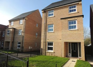 Thumbnail 4 bedroom detached house for sale in Buttercup Drive, Downham Market