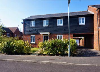 Thumbnail 4 bed semi-detached house for sale in Breadels Field, Basingstoke