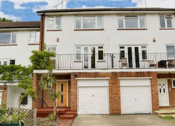 Thumbnail 4 bed terraced house to rent in Wickliffe Avenue, London