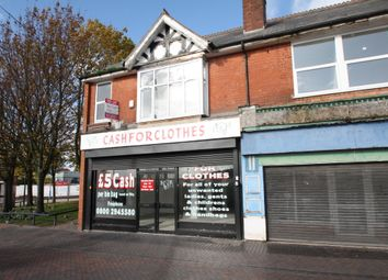 Thumbnail Retail premises for sale in Union Street, Wednesbury