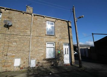 Thumbnail 2 bed end terrace house for sale in St Albans Street, Tow Law, County Durham
