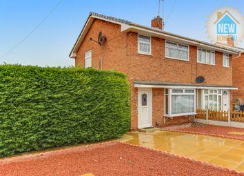 Thumbnail 3 bed semi-detached house for sale in Haydon Way, Garden City, Deeside