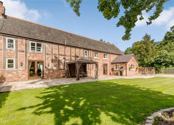Thumbnail 5 bed detached house for sale in Foxwood, Hollybush, Worthenbury, Clwyd