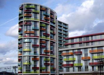 Thumbnail 2 bedroom flat to rent in Icona Point, 58 Warton Road, Stratford, Olympic Village, London