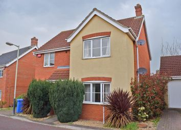 Thumbnail 6 bed property for sale in Rimer Close, Norwich