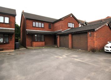 Thumbnail 5 bed detached house for sale in Bolton Road, Ashton-In-Makerfield, Wigan