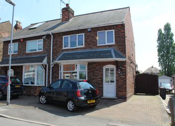 Thumbnail 3 bed semi-detached house for sale in Edward Road, Eastwood