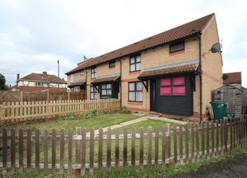 Thumbnail 1 bed end terrace house to rent in Hensworth Road, Ashford, Surrey