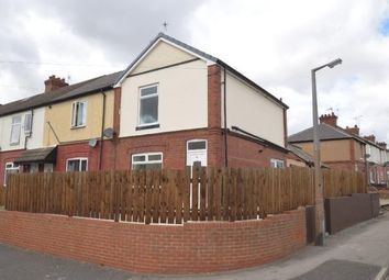 Thumbnail 3 bed end terrace house for sale in Victoria Road, Askern, Doncaster