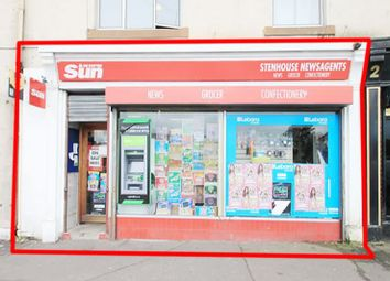 Thumbnail Commercial property for sale in 1, Stenhouse Cross, Edinburgh EH113Jy