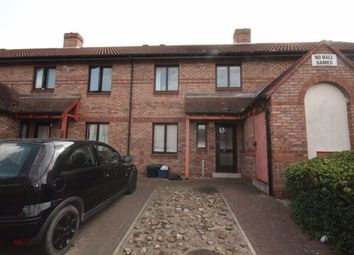 Thumbnail 3 bed terraced house to rent in Kent Road, Selby
