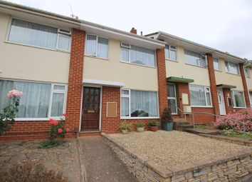 Thumbnail 3 bed terraced house for sale in Chancel Lane, Pinhoe, Exeter