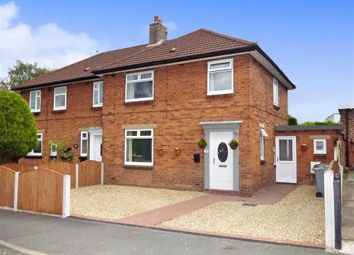 Thumbnail 3 bed semi-detached house for sale in Linley Road, Alsager, Stoke-On-Trent