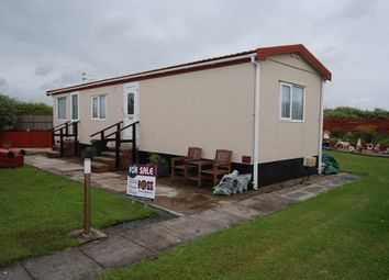 Thumbnail 2 bed mobile/park home for sale in West Shore Park, Walney, Cumbria