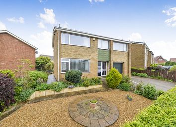 Thumbnail 4 bed detached house for sale in Starbeck Close, Whitby