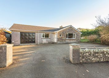 Thumbnail 4 bed detached bungalow for sale in Barcelona, Looe
