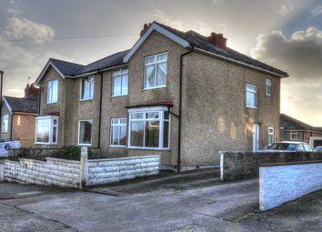 Thumbnail 3 bed semi-detached house for sale in Craiglands Avenue, Heysham, Morecambe