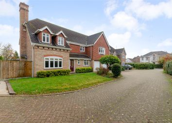 Thumbnail 5 bed detached house for sale in Rainsborough Rise, Thorpe St. Andrew, Norwich