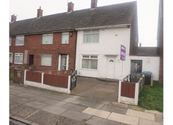 Thumbnail 2 bed terraced house for sale in Heaton Close, Liverpool