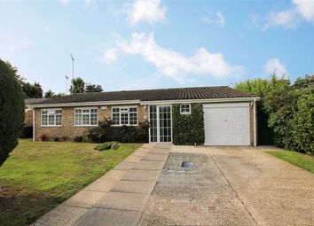 Thumbnail 3 bedroom bungalow for sale in Ivy Close, St. Leonards, Ringwood