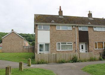 Thumbnail 3 bedroom property to rent in Monkton Avenue, Weston-Super-Mare