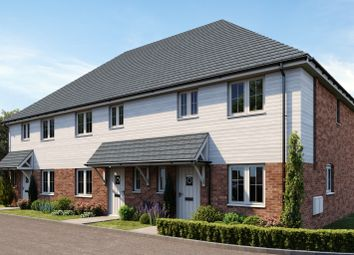 Thumbnail 3 bed end terrace house for sale in Plot 29: Jury Drive, Riverbourne, Chattenden